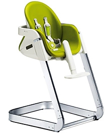 Chicco I-Sit Highchair - Green