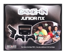 Mitashi - Game-In Junior NX (Black)
