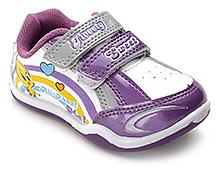 Tweety Dual Velcro Strap Shoes - Tweety Design