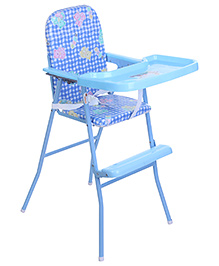 Infanto High Chair - Blue