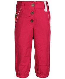 FS Mini Klub Slant Side Pockets Trouser