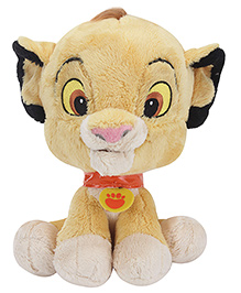 Disney Simba Animal Tale Range Soft Toy - 10 Inches