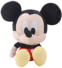 Disney Mickey Big Head Soft Toy - 17 Inches