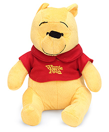 Winnie The Pooh Normal 10 Inches - Yellow And Red