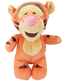 9 Inches 1 Year+, Cuddly and lovable Tiger soft toy from Disney