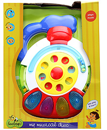 Beebop My Musical Disc Musical Toy