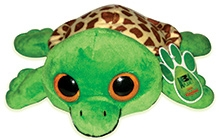 Animal Planet Little Kingdom Turtle Soft Toy - 10 Inches