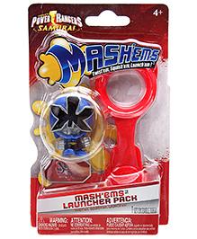 Tech4Kids Power Rangers Mashems Launcher Pack - Blue