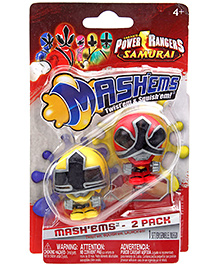 Tech4Kids Power Rangers Mashems Pack A - Pack Of 2