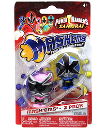 Tech4Kids Power Rangers Mashems Pack B - Pack Of 2