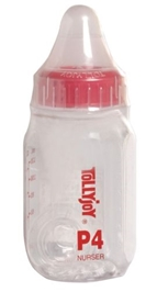 Tollyjoy P4 Nurser (Bottle)