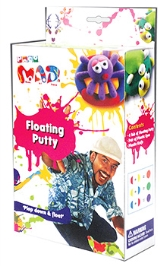 Chitra Pogo Mad Floating Putty - Plop Down And Float - 3 Years And Above