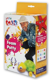 Chitra Pogo Mad - Foam Putty - 3 Years And Above