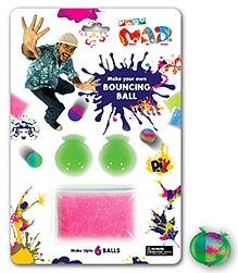 Chitra Pogo Mad Make Your Own Bouncing Ball - Make Upto 6 Balls - 3 Years+