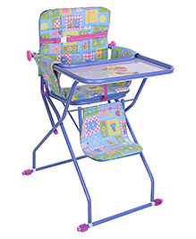 Mothertouch High Chair - Blue