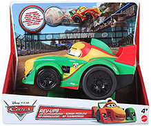 Disney Pixar Cars Miniature Rear Car