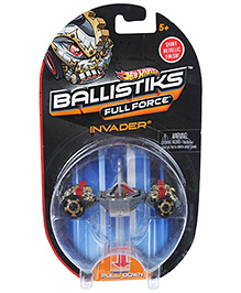 Hot Wheels Ballistiks Full Force Invader