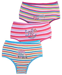 Bodycare Stripe Design Panties - Set Of 3