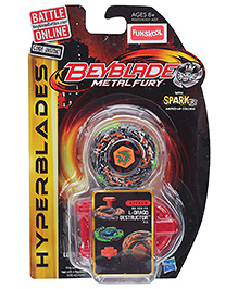 Funskool Beyblade Metal Fury - L Drago Destructor