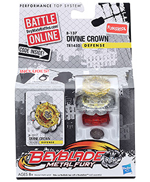 Funskool Beyblade Metal Fury - Devine Crown