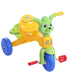 Mee Mee Musical Tricycle Yellow