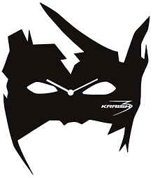 Krrish 3 Mask - Wall Clock