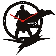 Krrish 3 The Black - Wall Clock