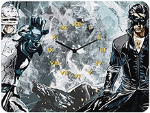 Krrish 3 And Kaal - Wall Clock