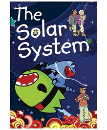 Harper Collins The Solar System - Navy Blue