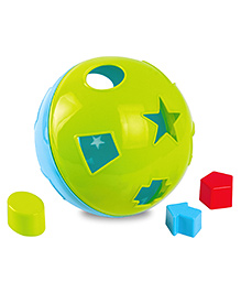 Little's Shape Sorting Ball Play And Learn Toy