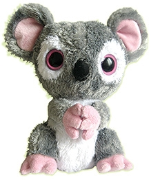 Animal Planet Little Kingdom Koala Soft Toy - 10 Inches