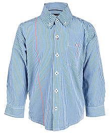 Nauti Nati Full Sleeves Micro Check Shirt
