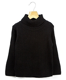 Beebay Full Sleeves Sweater - High Neck