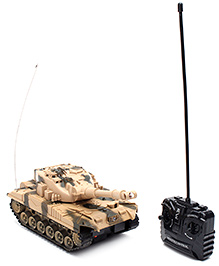 Classic Super Power Remote Control - Panzer Tank