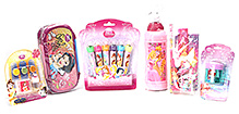 Disney Beauty And The Beast Stationary Set - Pack Of 6