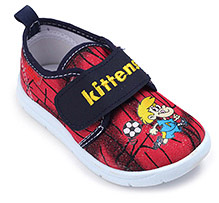 Kittens Canvas Shoes - Cartoon Print