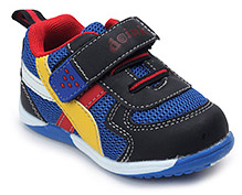 Doink Velcro Strap Sports Shoes - Blue