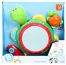 BKids Natures Own Jungle - Turtle Tunes ROHS