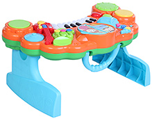 BKids Light N Sound 10 In 1 Music Combo - ROHS