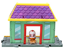 Bobble Bots Moshi Monsters Ice Scream Store - Cutie Pie
