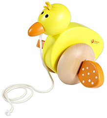Classic World Wooden Pulling Duck Toy