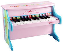 Classic World Wooden Colourful Piano