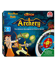 MadRat Chhota Bheem Board Game - Catch Archery