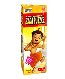 Chhote Bheem Ka Bada Puzzle Game - 216 Pieces