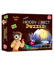MadRat Chhota Bheem Hidden Object Puzzle Plus Game