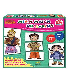 MadRat Chhota Bheem - Mix N Match Dholakpur