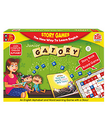 MadRat Junior Gatory - Story Game