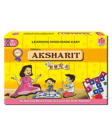 MadRat Chhotu Aksharit - Learning Hindi Made Easy