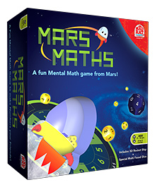 MadRat Mars Maths - A Fun Mental Math Game For Mars