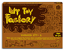 MadRat My Toy Factory Worker Kit - 1